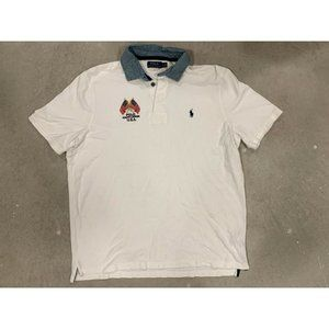 Polo Ralph Lauren Embroidered American Flags XL